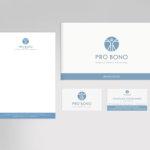 Identyfikacja wizualna dla Pro Bono Fundacja Zdrowia Publicznego