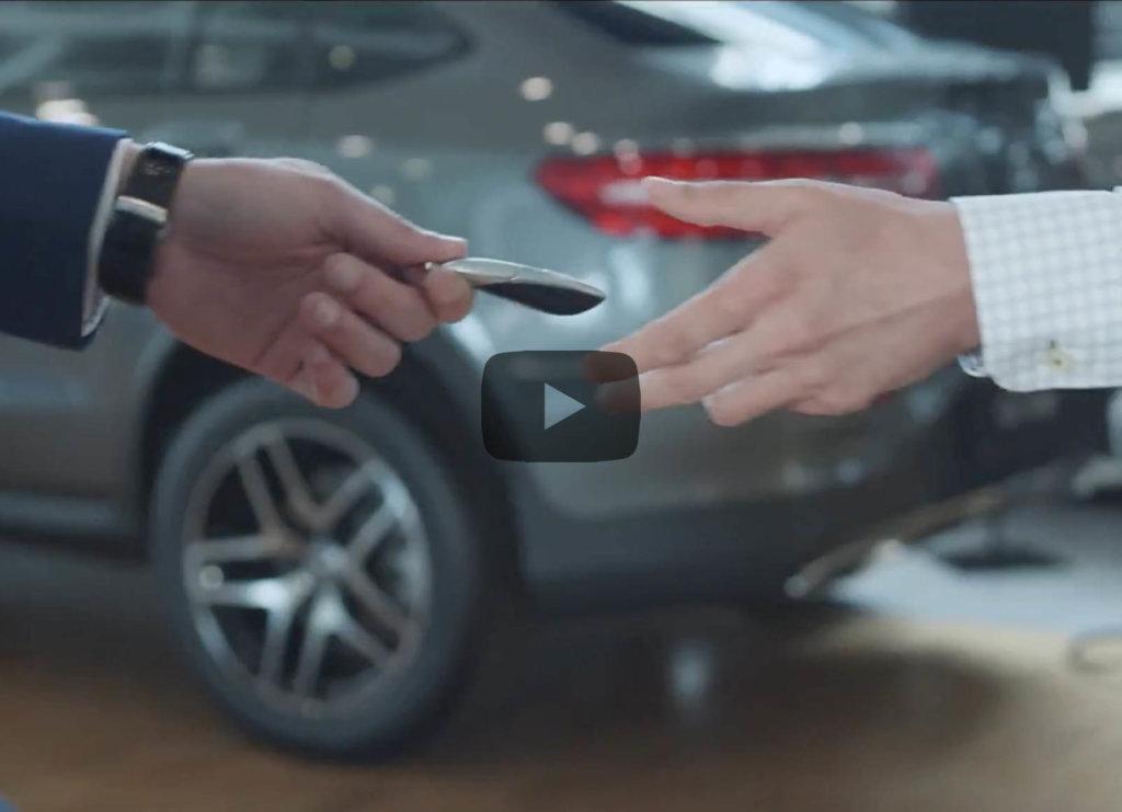 Film Approve Me dla Mercedes-Benz Bank